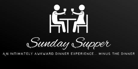 Sunday Supper Improv Comedy Show tickets
