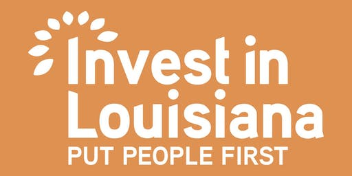 Invest in Louisiana Policy Conference