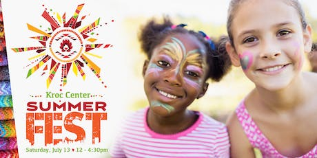 Summer Fest Event: Kroc Center + OPD SAFE tickets