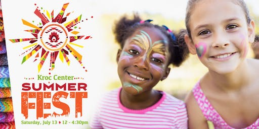 Summer Fest Event: Kroc Center + OPD SAFE