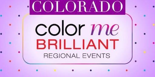 Copy of Color Me Brilliant  Denver/Littleton Colorado