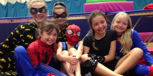GUILDFORD   SUMMER CAMP   WEEK 1   29th, 30th, 31st July & 1st August