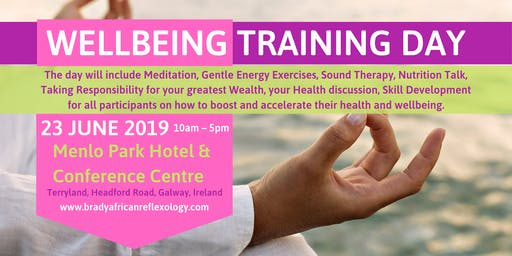 Your Health is your Wealth Training Day
