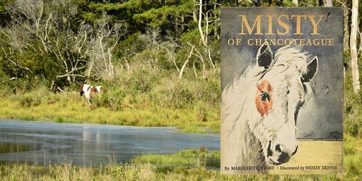 MAY 14 or 15: The LitWits® Workshop on MISTY OF CHINCOTEAGUE by Marguerite Henry
