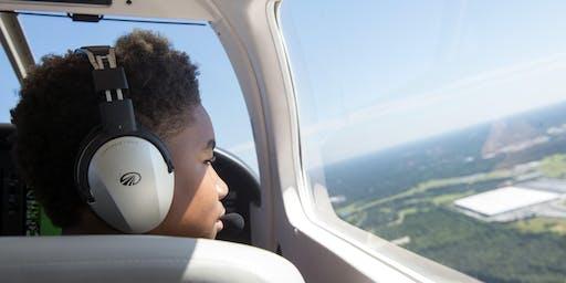 """Legacy Flight Academy Presents: """"Eyes Above the Horizon - Alamo City"""""""