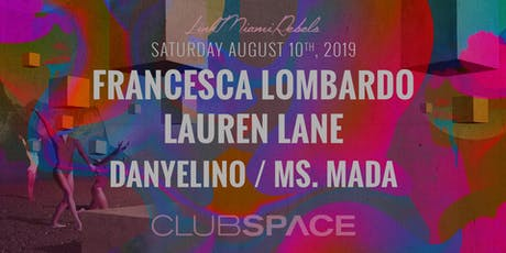 Francesca Lombardo & Lauren Lane tickets
