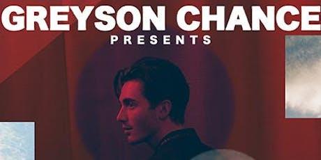 Greyson Chance tickets