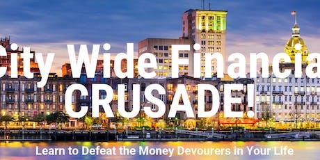 City Wide Financial Crusade tickets