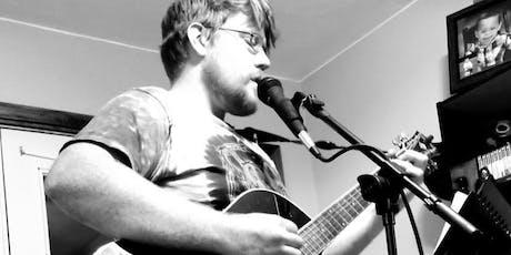LIVE MUSIC - Alex Vincent 6:30pm-8:30pm tickets