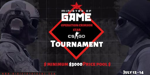 CS: GO - Operation Crimson Star