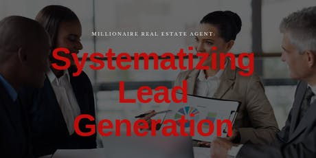 MREA: Systematizing Lead Generation (2 day course) tickets
