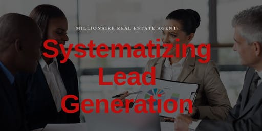 MREA: Systematizing Lead Generation (2 day course)