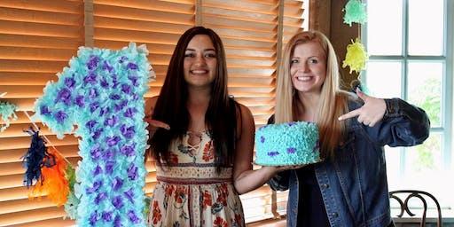 Mad Cake Skills- Kids Cake Decorating Workshop