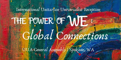 The Power of We: Global Connections tickets