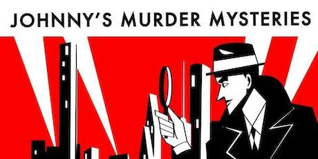 Murder Mystery Dinner Night at Z Tejas tickets