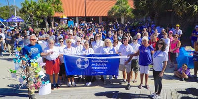 Out of the Darkness Walk for ******* Prevention-Myrtle Beach