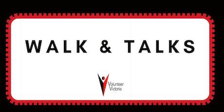 Walk & Talk - Beaver Lake tickets