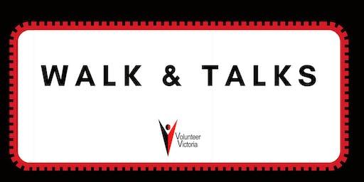 Walk & Talk - Beaver Lake