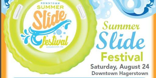 Volunteers - Downtown Summer Slide Festival 2019
