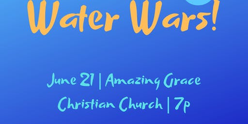 Reflect Youth Ministry Water Wars
