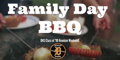 Family Day BBQ - Class of '99 Reunion tickets