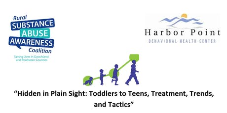 Hidden in Plain Sight:  Toddlers to Teens, Treatments, Trends and Tactics tickets