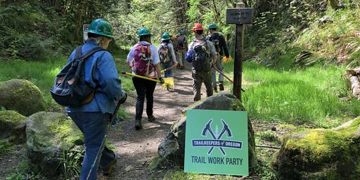 Salmon River Trail Party - Trailmix