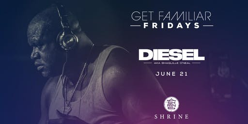 Diesel | Shrine Foxwoods 6.21.19