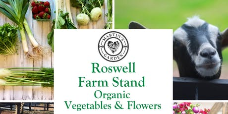 Historic Roswell Farm Stand On the Farm tickets