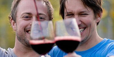 The One-Hour Wine Geek - Aug
