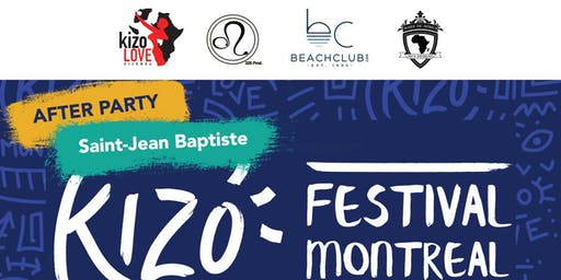 After party KIZO Fest Beach Club