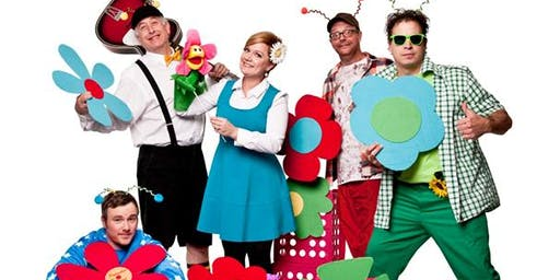 Wacky Wednesdays: Karen K & the Jitterbugs