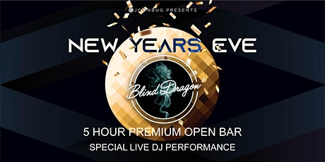 Blind Dragon New Years Eve Party 2020 tickets