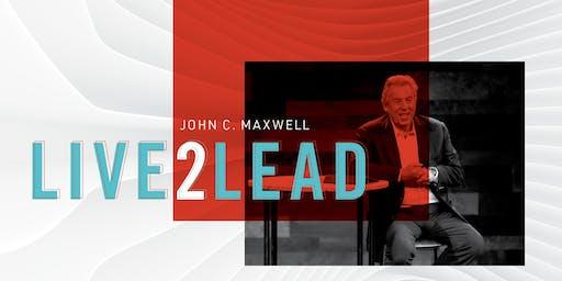 Live2Lead Conference - Cedar Rapids 2019