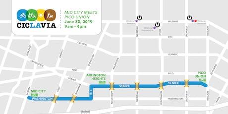 CicLAvia—Mid City Meets Pico Union tickets