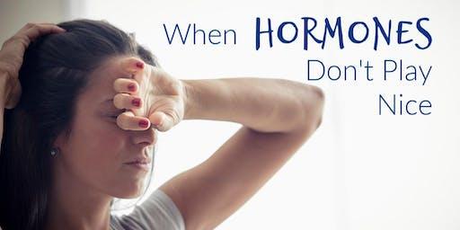 Hormones, Health, and Fatigue Seminar