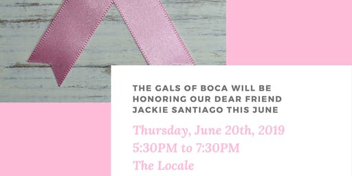 Power Gals of Boca - Networking Event honoring Breast Cancer