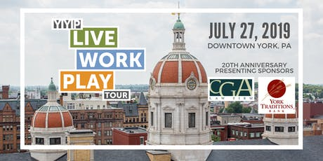 Live Work Play Tour tickets