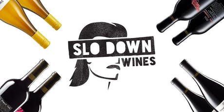 Wine Tasting with SLO Down Wines tickets
