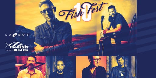 Matt Maher, Zach Williams, Mac Powell, We Are Messengers | Fish Fest 2019 | Salem, OR