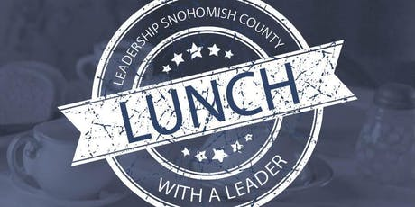 Lunch with a Leader: Danny Tetzlaff, General Manager of the Everett AquaSox Professional Baseball Club tickets
