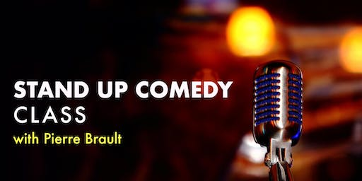 Stand Up Comedy Class (Monday Nights)