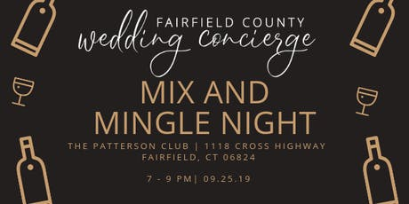 Bridal Professionals Mix and Mingle Night at the Patterson Club tickets
