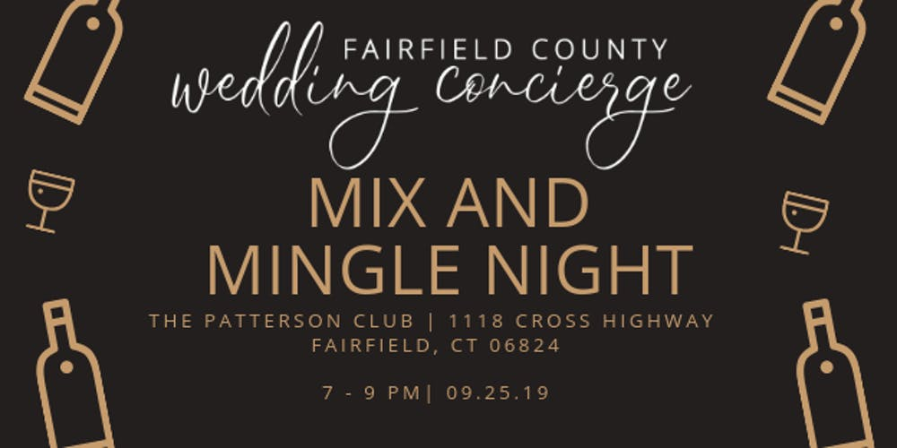 Bridal Professionals Mix and Mingle Night at the Patterson Club