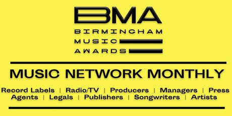 BMA Music Network Monthly tickets