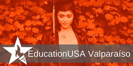 ¡Estudia en los EE.UU.! entradas
