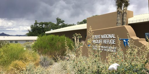 National Day of Prayer for Native Sacred Places- Desert National Wildlife Refuge