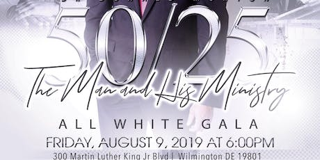 Donald Morton 50/25 All White Celebration tickets