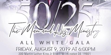 Donald Morton 50/25 All White Celebration tickets