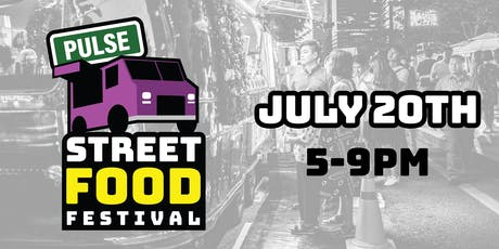 Pulse St Food Truck Festival tickets